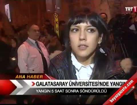 Galatasaray universitesi yangin fotograflari 87