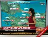 Türkiye'de Hava Durumu Ankara - İzmir - İstanbul (Selay Dilber 7 Ocak 2013)