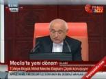Meclis Başkanı Cemil Çiçek'in Açılış Konuşması