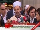 Mehmet Görmez Demokratikleşme Paketini Değerlendirdi
