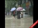 Çin'deki Fitow Tayfunundan 7 Milyon Kişinin Etkilendi