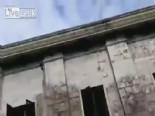 deprem ani - Deprem Çan Kulesini Böyle Yıktı