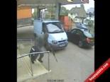 5 Saniyede Yapılan Soygun Kamerada