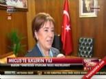 Cumhurbaşkanı Gül'ü karşışayan TBMM Başkanvekili Ayşenur Bahçekapı Konuştu