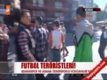 Adanaspor-Adana Demirspor Rekabeti Kavgaya Dönüştü