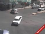 turgut ozal - Karaman'da Meydana Gelen Trafik Kazaları MOBESE'de