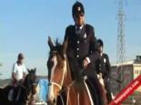 Sivas'ta Atlı Polis Grup Amirliği Kuruldu