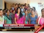 Hindistan'da Dünyanın İlk Bebek Fabrikası Açıldı