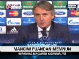 Galatasaray Juventus Maç Sonu Mancini'nin Açıklamaları