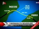 Marmaray Projesinin Dünyadaki Benzerleri