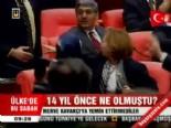 Meclis'te 14 Yıl Önce Merve Kavakçı'ya Yemin Ettirmediler