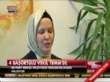 AK Parti'li Nurcan Dalbudak Meclis'e Başörtülü Girdiği Anı Anlattı