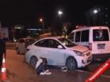Kartal'da Dur İhtarına Uymayan Sürücü, Vurularak Durduruldu