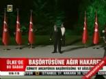 Cumhuriyet Gazetesi Yazarı Cüneyt Arcayürekten Başörtüsüne Ağır Hakaret