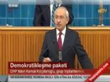 Kılıçdaroğlu'ndan Başbakan Erdoğan'a: Adam Ol!