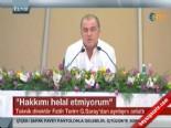 Fatih Terim Galatasaray'dan Neden Ayrıldığını Açıkladı