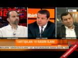 Cüneyt Özdemir İle Nasuh Mahruki'nin Türk Tartışması