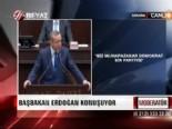 Başbakan Erdoğan: Biz Meselelerimizi Aramızda Konuşuruz Çözeriz