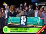 Usta Gazeteci Savaş Ay'ın Cenaze Töreni