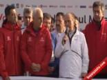 35. Vodafone İstanbul Halk Koşusunun Startını Kadir Topbaş Verdi