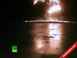 Tataristandaki Uçak Kazası Kamerada