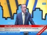 Başbakan Recep Tayyip Erdoğan'ın 21. İstişare ve Değerlendirme Toplantısı'ndaki açıklamaları (2)