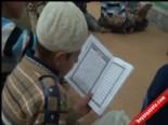 Suriyeli Çocuk Mültecilere Kuran-ı Kerim Eğitimi