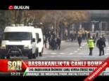 Ankara Çankaya, Başbakanlık'ta Canlı Bomba İddiası