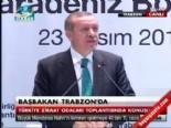 Başbakan Erdoğan: Veren El Alan Elden Üstündür