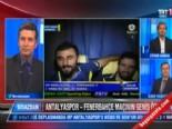 Fenerbahçe Antalyaspor Maçının Kahramanı Selçuk Şahin Twitter'ı Salladı
