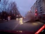 Trafikte İnanılmaz Olay