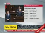 2014 AK Parti Konya Belediye Başkan Adayı Tahir Akyürek