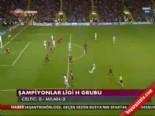 Celtic Milan: 0-3 Maçın Özeti