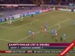 Zenit Atletico Madrid: 1-1 Maçın Özeti