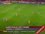 Arsenal Marsilya: 2-0 Maçın Özeti
