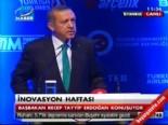 Erdoğan 'İnovasyon Haftası' etkinliğinde konuştu
