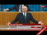 Kılıçdaroğlu Grup Toplantısında Konuştu...