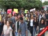 Akdeniz Üniversitesi'nde Güvenlik Görevlileriyle Öğrenciler Arasında Kavga
