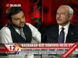 Kılıçdaroğlu: Başbakan Bizi Dünyaya Rezil Ediyor
