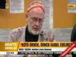 Münib Engin Noyan: Şafak Pavey'in Konuşmasından Haz Etmedim