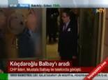 TBMM Başkanı Cemil Çiçek'ten Mustafa Balbay Açıklaması