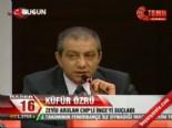 AK Parti Tokat Milletvekili Zeyid Aslan'dan Küfür Özrü