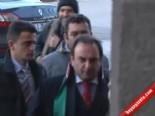 İsmail Hakkı Karadayı Ankara Adliyesi'nde