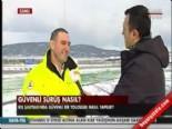 Karda Güvenli Sürüş (Kar Lastiği Ne Kadar Etkili)
