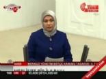 Candemir Çelik Meclis'te Konuşan İlk Türbanlı Milletvekili Oldu