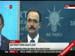 2014 AK Parti Uşak Belediye Başkan Adayı Nurullah Cahan