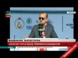 Başbakan Erdoğan'dan Üniversite Öğrencilerine Kredi Müjdesi
