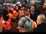 İlhan Cavcav Fenalaşarak Hastaneye Kaldırıldı