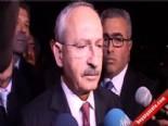 Kemal Kılıçdaroğlundan Operasyon Açıklaması