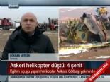 Ankara Gölbaşı'nda Askeri Helikopter Düştü: Şehit Sayısı 4'e Yükseldi